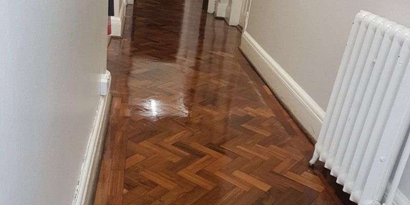 Parquet floor sanding guildford